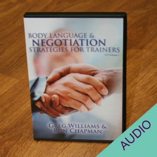 Body Language & Negotiation Strategies for Trainers