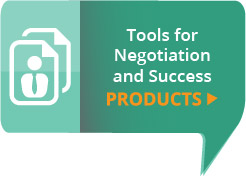 Negotiation and training products