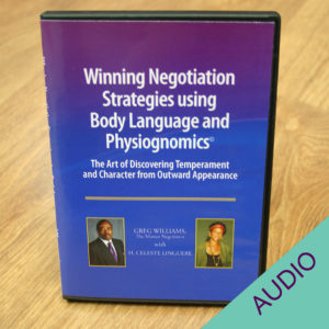 Winning Negotiation Strategies audio CD