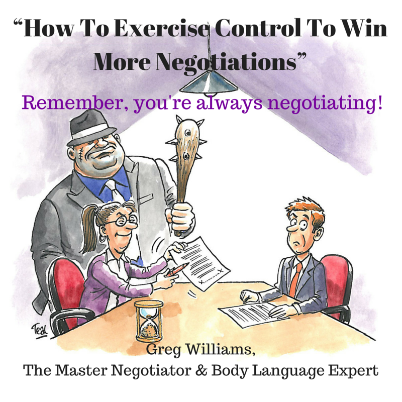 How to master negotiation a negotiators winning mindset array exercise control negotiation negotiate womenwoman men man the rh themasternegotiator com fandeluxe Gallery
