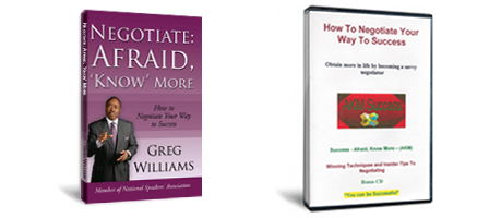 Greg Williams Author
